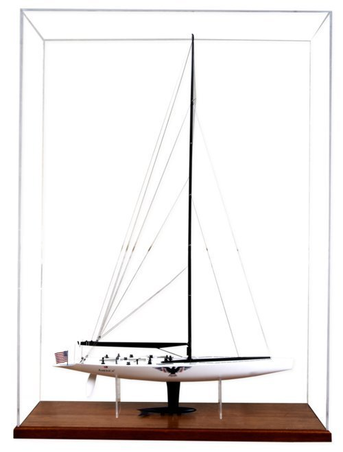 Yacht model - Page