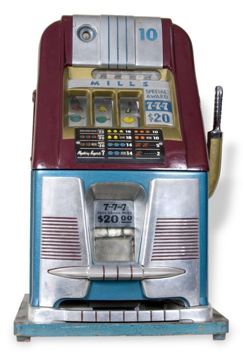 Slot machine - Page