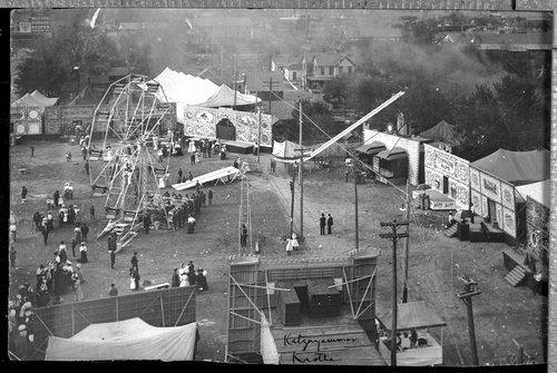 C. W. Parker Amusement Company - Page