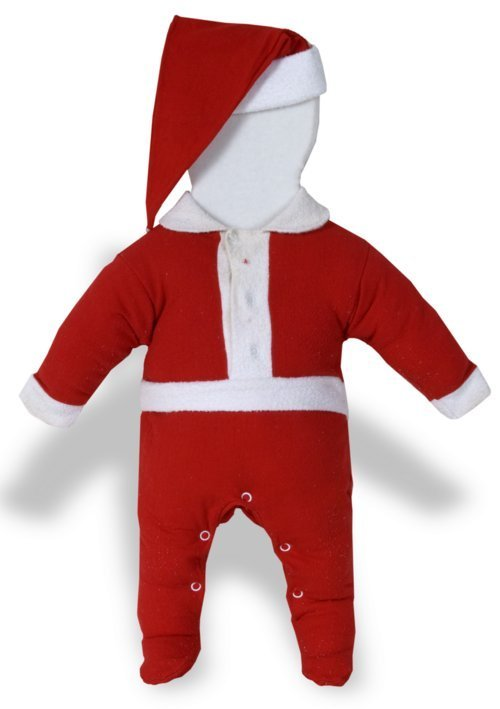 Baby Santa Claus outfit - Page