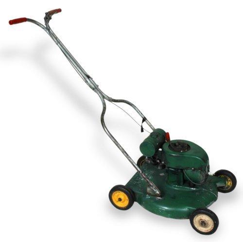 B-M lawn mower - Page