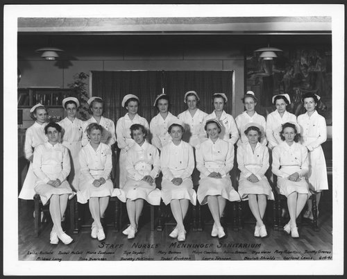 Menninger Clinic staff - Page