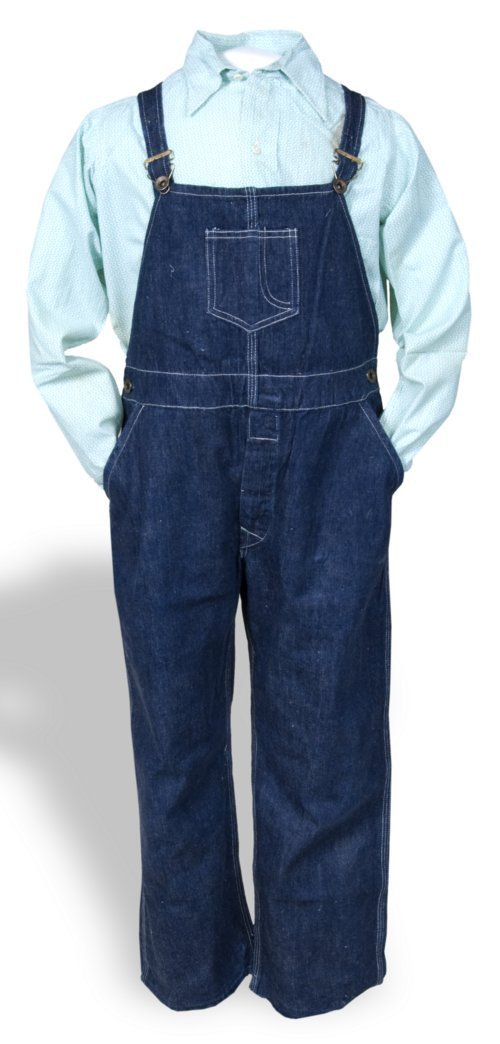 Child's overalls - Page