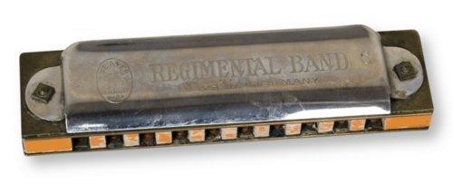 Child's harmonica - Page