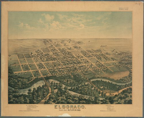 El Dorado, Kansas - Page