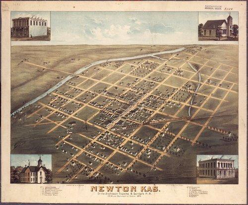 Newton, Kansas - Page