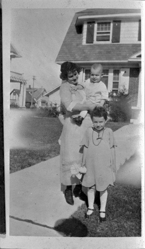 Karl Menninger's homes in Topeka, Kansas - Page