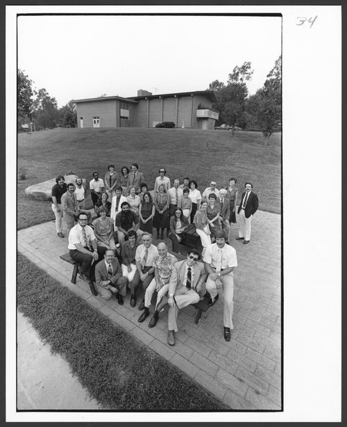 Staff of the Menninger Children's Division, Topeka,  Kansas in 1981 - Page