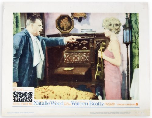 Splendor in the Grass lobby card - Page