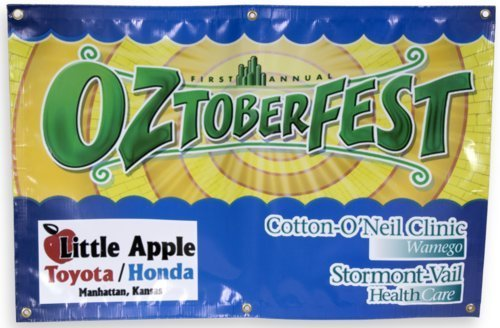Oztoberfest banner - Page