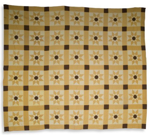 Sunflower quilt - Page