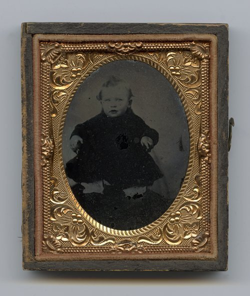 Unidentified child - Page