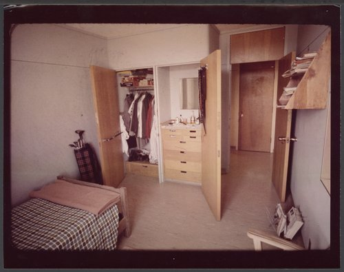 Phillips Building bedroom, Children's section of the Topeka Menninger Clinic - Page