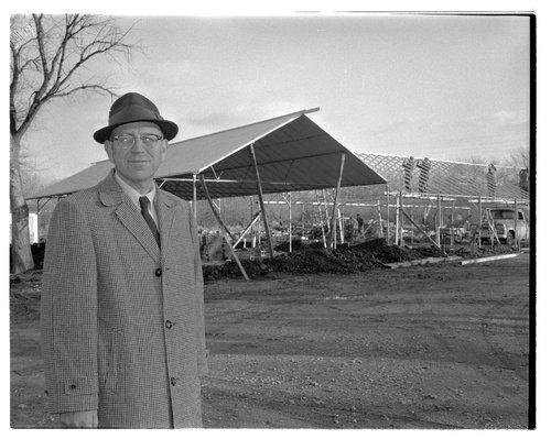 Greenhouse at Menninger Clinic, Topeka, Kansas - Page
