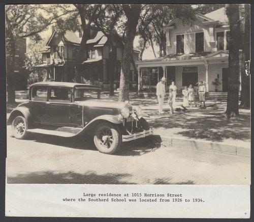 Southard School, 1015 Harrison Street, Topeka, Kansas - Page