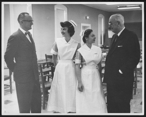 The Isabel Erickson Award in nursing - Page