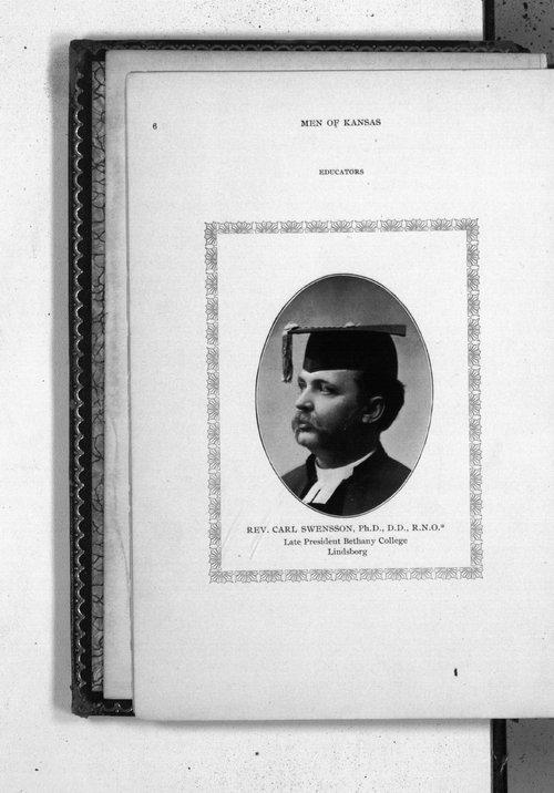 Men [and women] of Kansas - Page