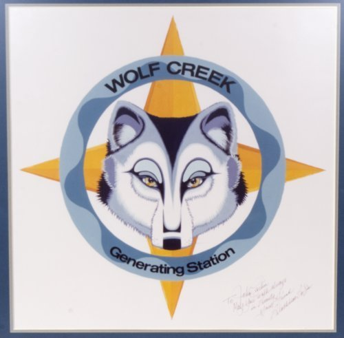 Wolf Creek Nuclear Generating Station logo - Page