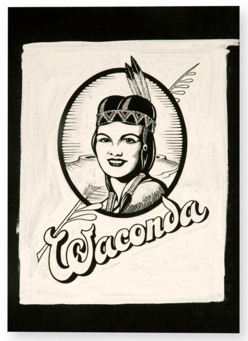 Princess Waconda - Page