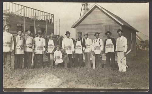 Carpenters in Holyrood, Kansas - Page