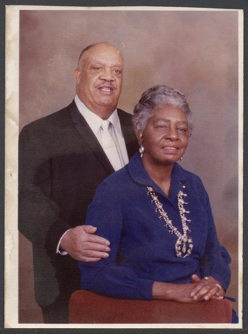 Frank and Xavia Hightower Howard - Page