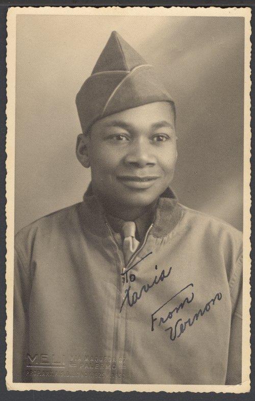 Vernon W. Jackson - Page