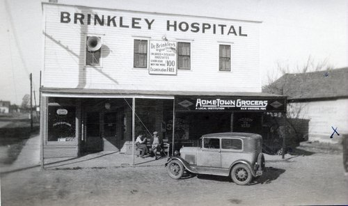 Brinkley Hospital in Rosalia, Kansas - Page