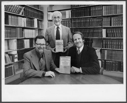 Menninger Clinic staff in Topeka, Kansas, 1985-1989 - Page