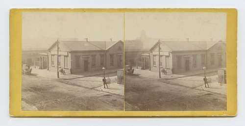 Missouri Pacific Railroad Company depot, St. Louis, Missouri - Page