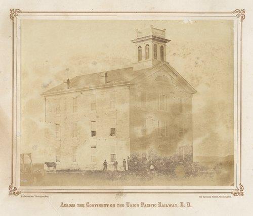Bluemont College in Manhattan, Kansas - Page