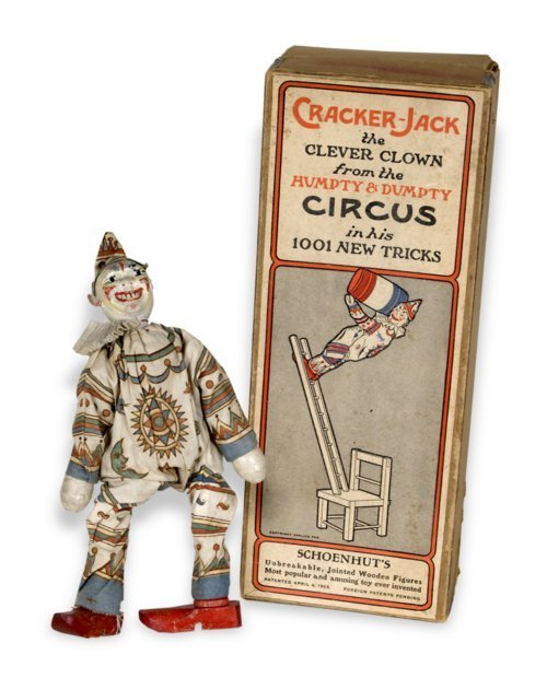 Cracker-Jack clown - Page