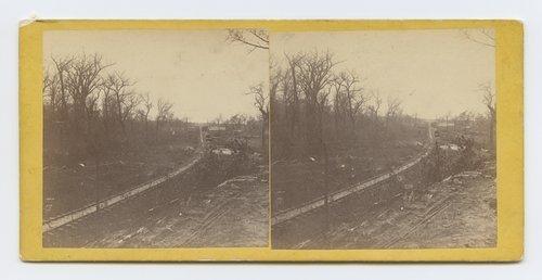 View on Kansas River at turnpike bridge near Wyandotte, Kansas. 287 miles west of St. Louis, Mo. - Page