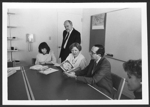 ADARP staff at Menninger Clinic, Topeka, Kansas - Page