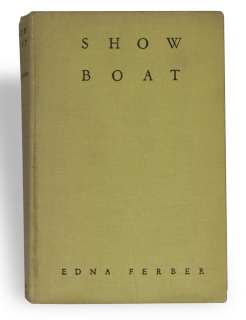 Edna Ferber inscribed book - Page