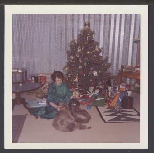 Christmas 1964 at the Karl Menninger residence in Topeka, Kansas - Page