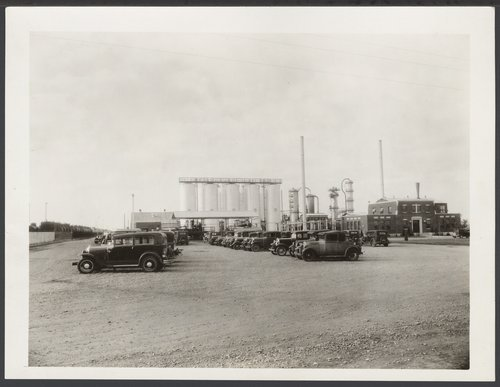 Globe Oil Refinery, McPherson, Kansas - Page