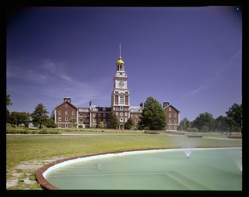 Tower Building, Menninger West Campus, Topeka, Kansas - Page