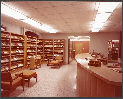 Menninger Clinic Professional Library, Topeka, Kansas - Page