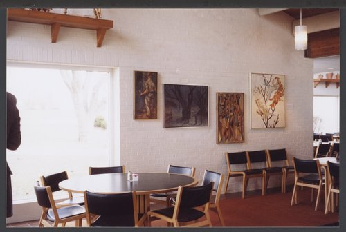 Thornlea Commons dining room Menninger Clinic, Topeka, Kansas - Page