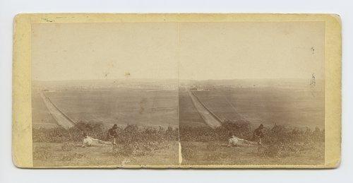 Leavenworth, Kansas. 309 miles west of St. Louis, Mo. - Page