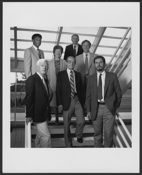 Staff of the Center for Applied Behavioral Studies, (CABS) Menninger Clinic in Topeka, Kansas - Page