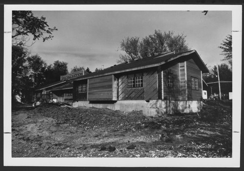 Construction of new half-way house for the Menninger Clinic, Topeka, Kansas - Page