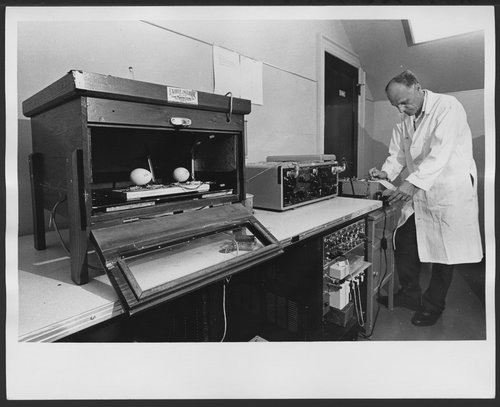 Research projects at the Menninger Foundation in Topeka, Kansas - Page