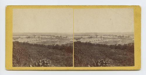 Fort Leavenworth, Kansas, 309 miles west of St. Louis, Mo. - Page
