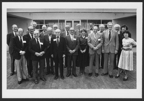Psychoanalytic Conference, Menninger Foundation in Topeka, Kansas, 1985 - Page