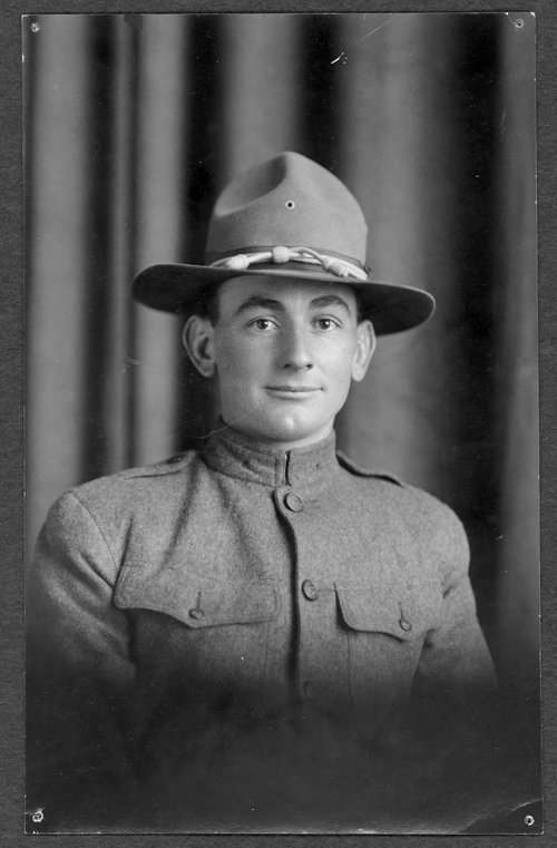 Joseph Martin Gress, World War I soldier - Page