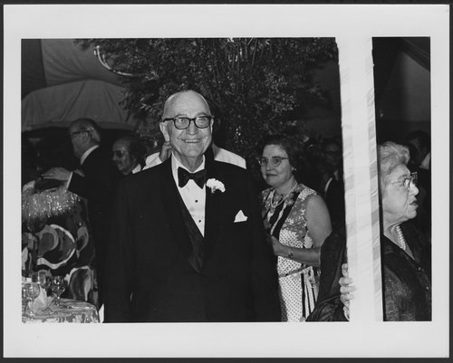 Karl Menninger, M.D., clebrating his 80th birthday - Page