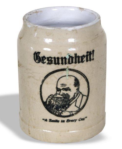 Gesundheit mug - Page