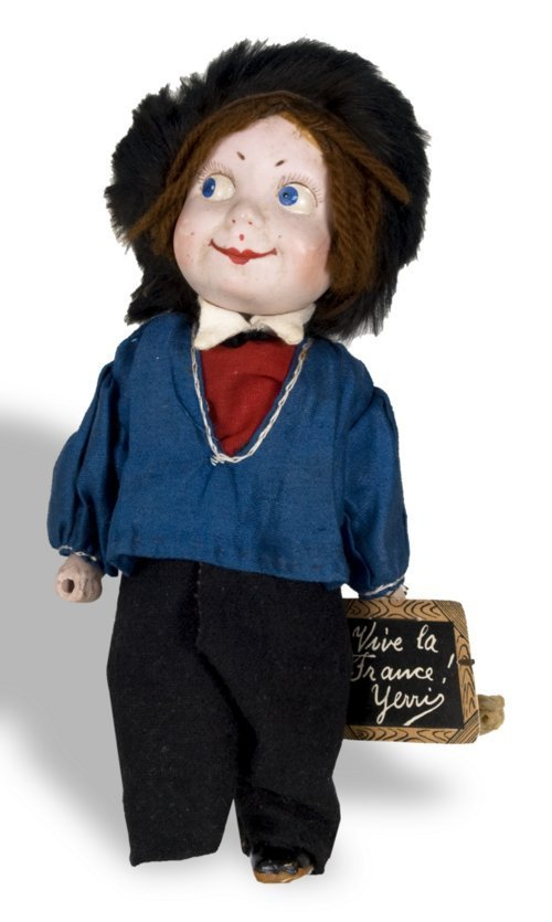 French Yerri doll - Page