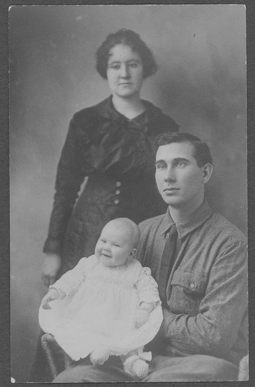 Clifton Elmer Ogier, World War I soldier - Page